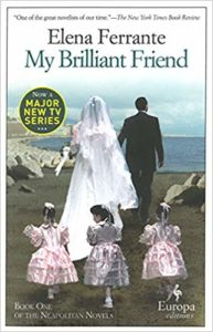 my brilliant friend, best books of 2018, elena ferrante