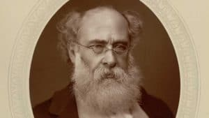 Anthony Trollope Writing Habits